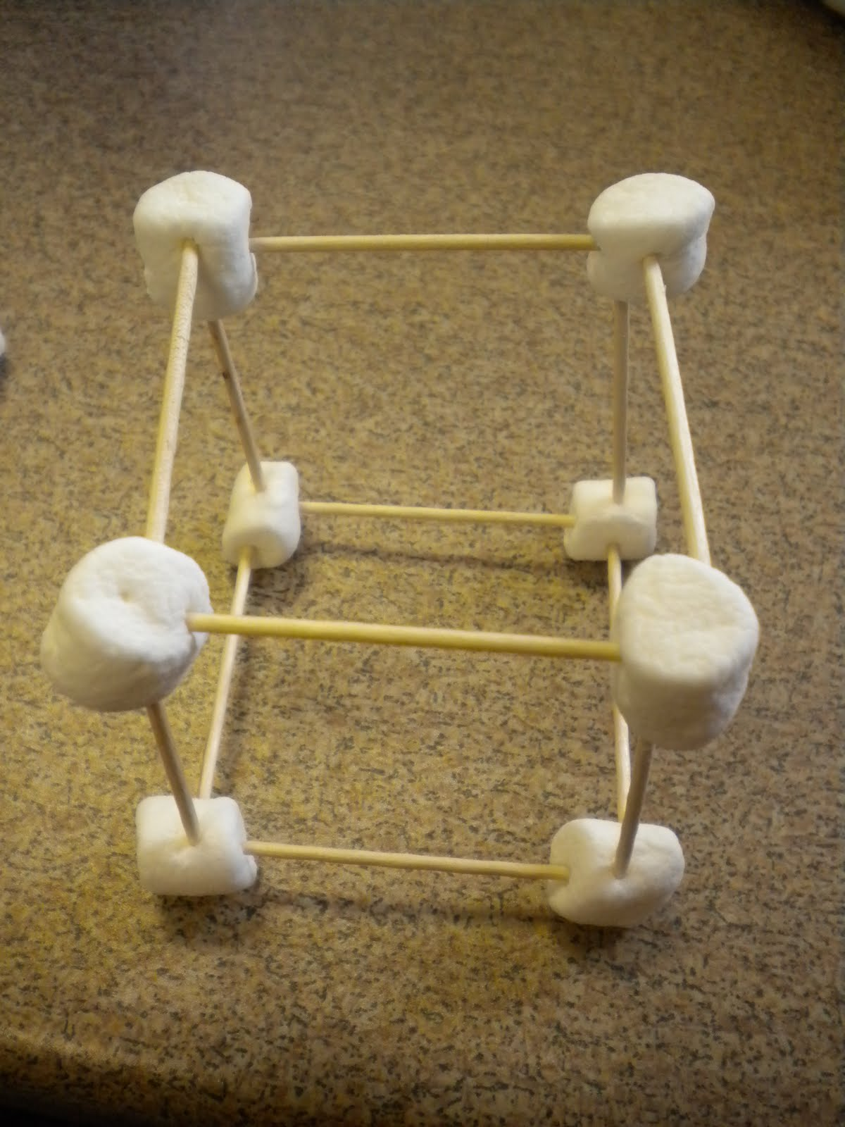 Adventures Of First Grade Marshmallows And Toothpicks