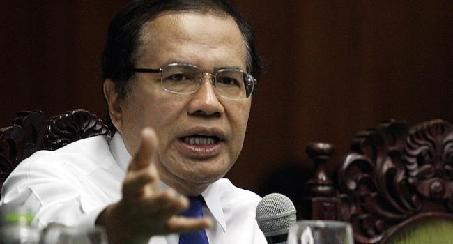 Rizal Ramli: Sudah Waktunya Pemerintah Jujur Ke Publik Soal Utang Negara