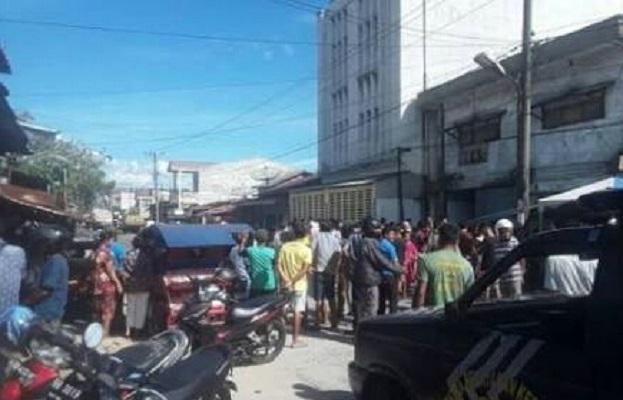 Antisipasi Pasca Bom Susulan, Polisi Evakuasi Warga Sibolga
