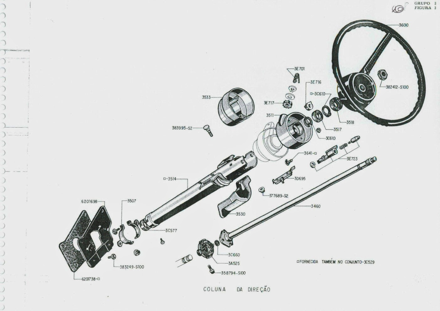 MANUAIS DO PROPRIETÁRIO: Catálogo de peças FORD MAVERICK
