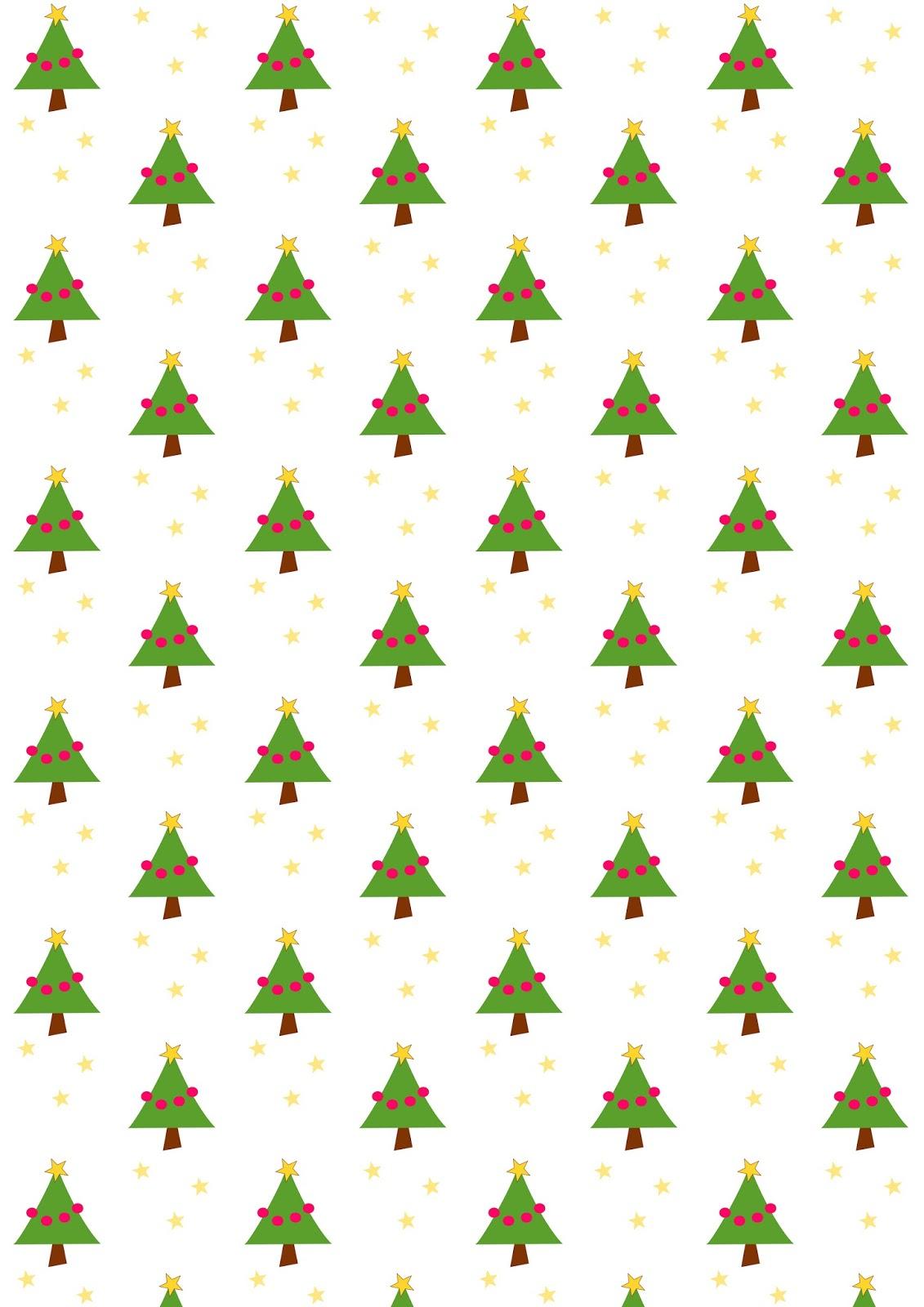 kostenlos weihnachtspapier