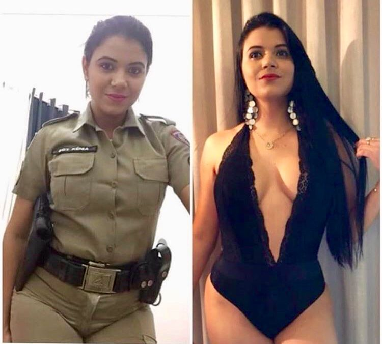50 Beautiful Army Women With & Without Uniform Looking Stunning