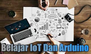 Belajar IoT dengan arduino pemula