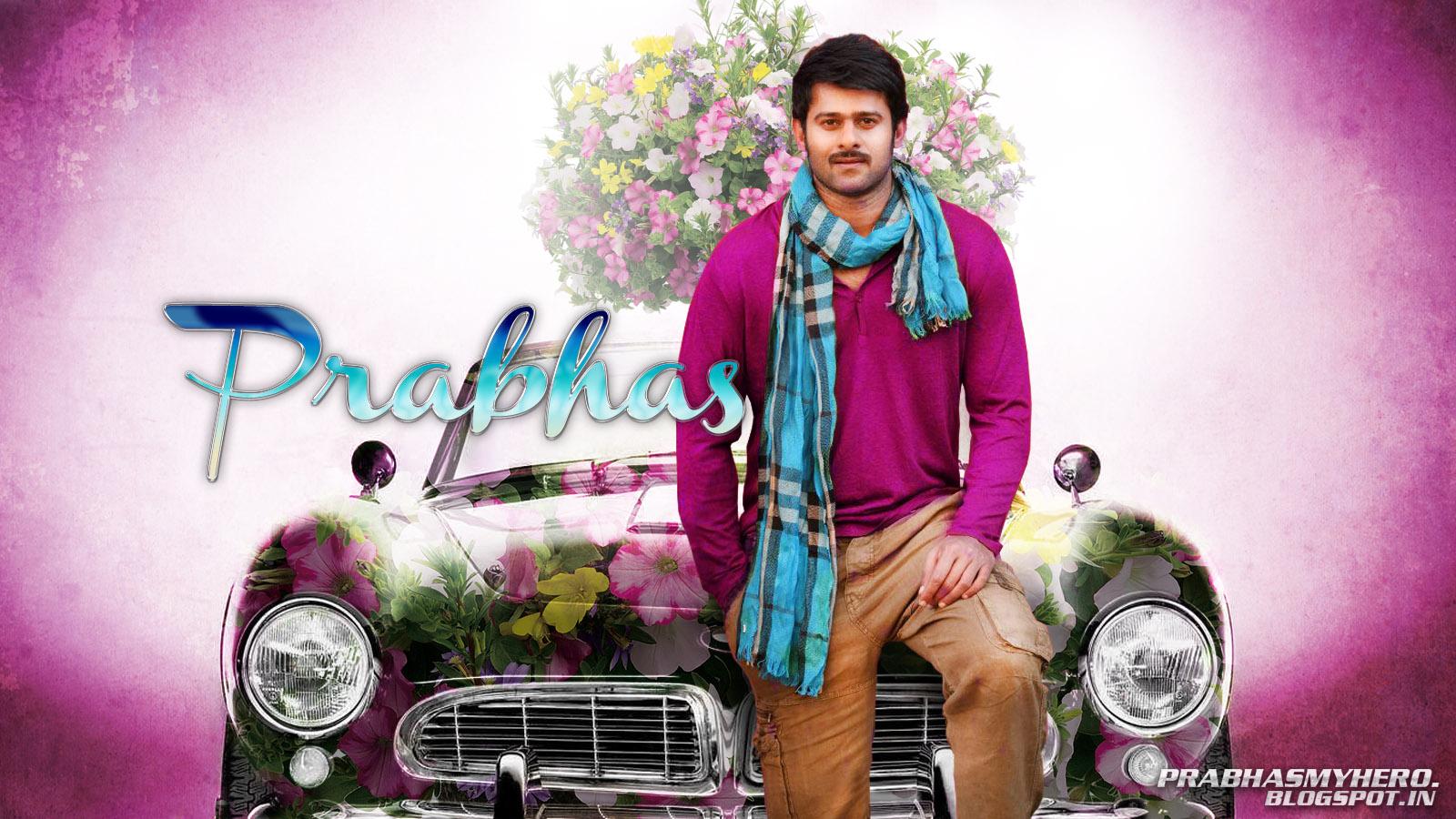 Prabhas Hd Images New: Prabhas HD Wallpapers