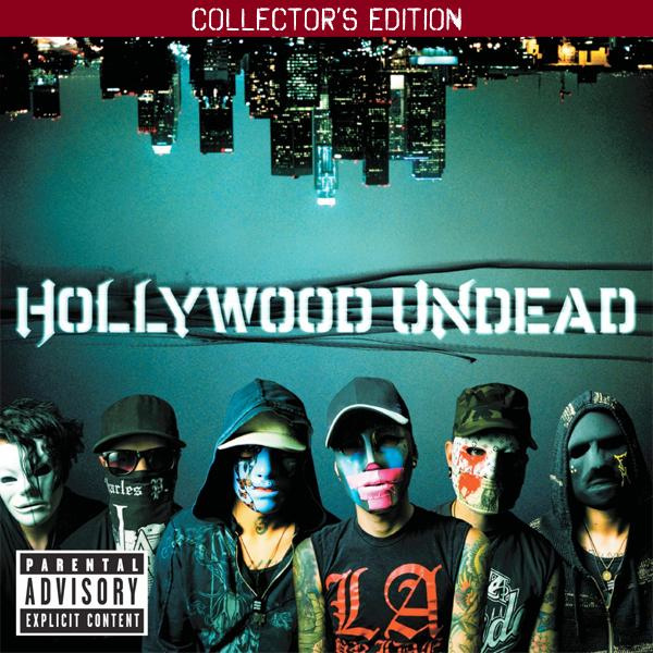 Hollywood Undead - Swan Songs (Collector's Version)  Cover