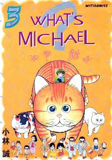 Cats & Books: 我為貓狂之起源 What's Michael