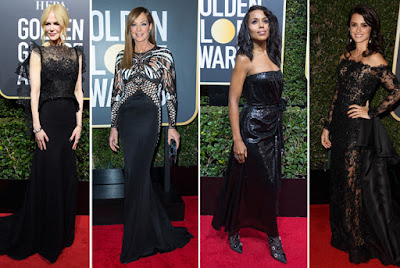 75th Annual Golden Globes, Nicole Kidman, Allison Janney, Kerry Washington, Penelope Cruz