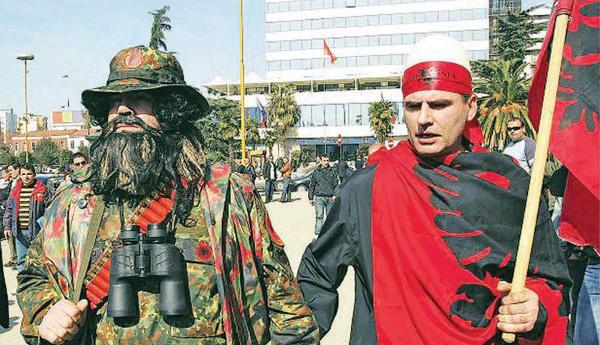 Νερό... Πρεσπών στον μύλο του αλβανικού εθνικισμού