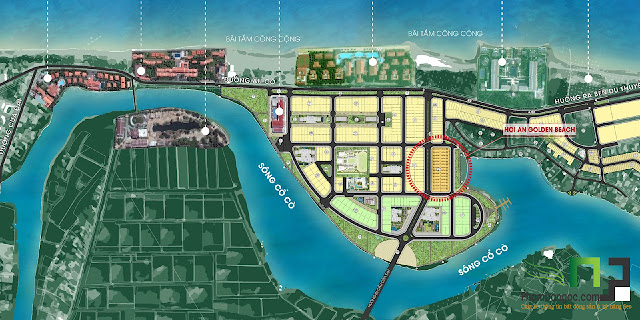 Sunriver city dự án đất nền hot