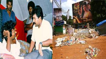 திலிபன் உண்ணாவிரதத்தில் பிரபாகரன் – தற்போது திலிபன் நினைவிடம்