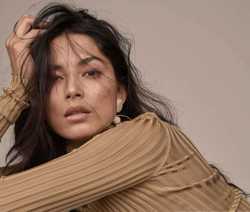 Jessica Gomes sexiest model photoshoot for InStyle Magazine Australia June 2017 issue