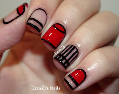 Most Adorable Nail Art Designs