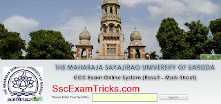 MSU CCC Result 2016 Declared