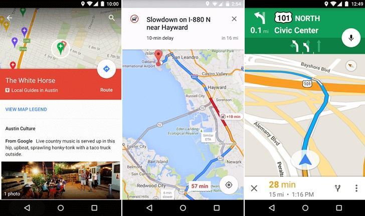 Nih 7 Aplikasi Android Penunjuk Jalan Gps Terbaik Gratis