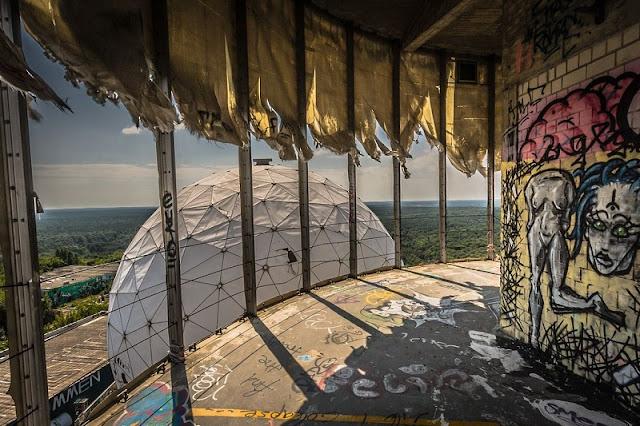 Vista do Teufelsberg