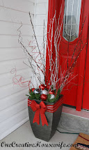 Creative Housewife Outdoor Christmas Decorations