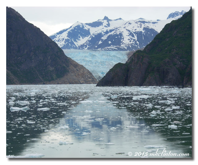 Alaska's Tracy Arm Fjord