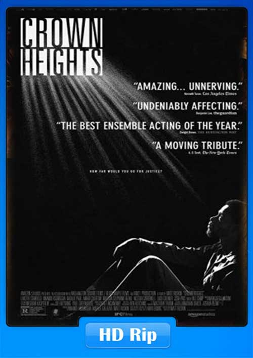 Crown Heights 2017 720p 800MB WEB-DL Poster