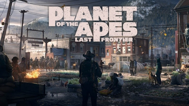 تحديد تاريخ إصدار لعبة Planet of the Apes : Last Frontier على جهاز PS4
