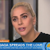 "⁠⁠⁠VIDEO: Today Show exhibe informe sobre la visita de Lady Gaga al ""Ali Forney Center"""