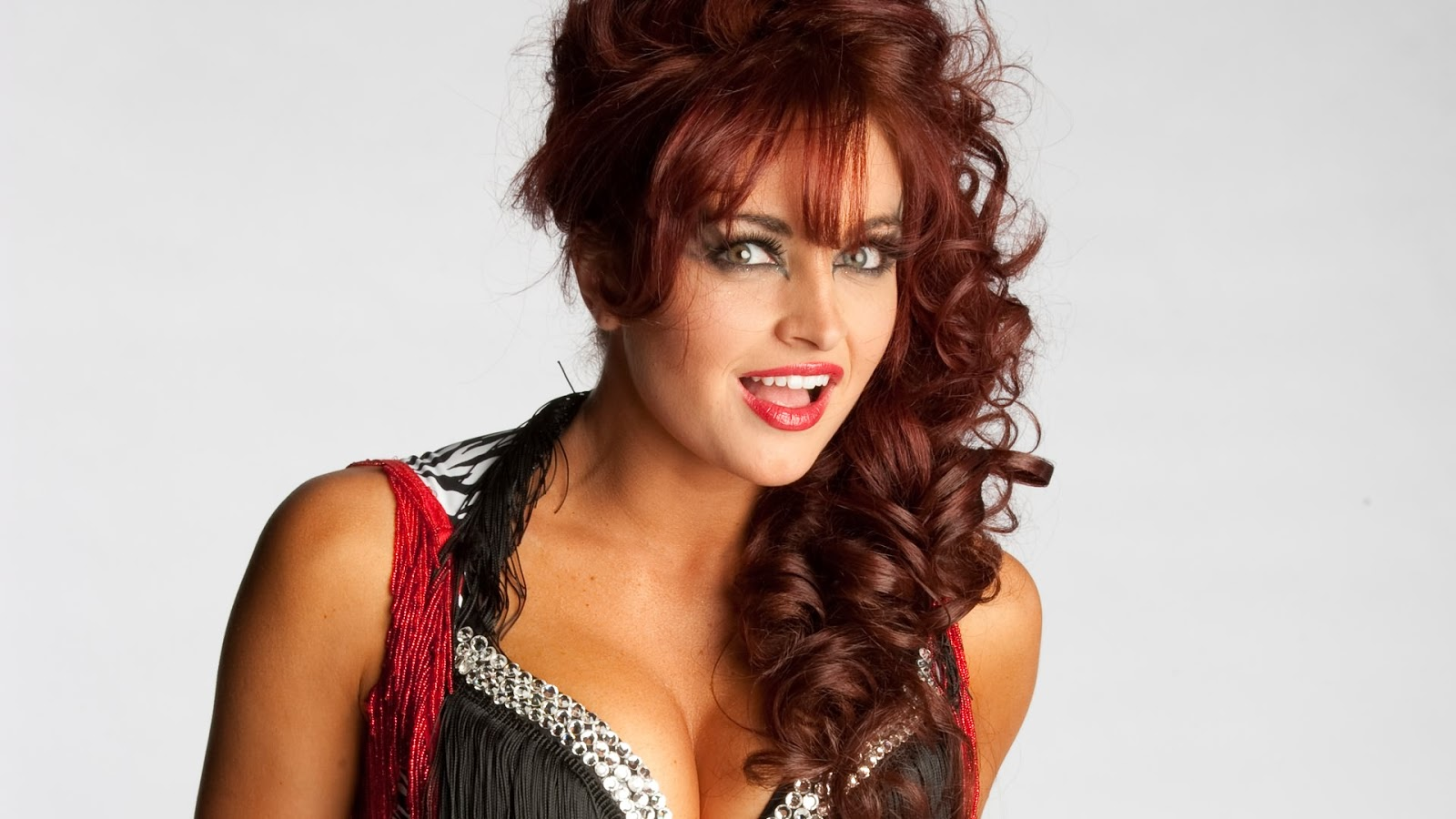 Wwe wrestling raw smackdown the divas maria kanellis - Wwe divas wallpapers ...