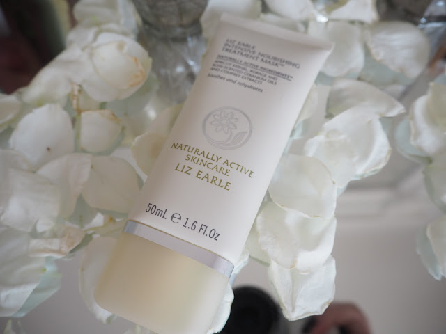 Liz Earle Intensive Nourishing Treatment Mask |  Liz Earle Instant Boost Skin Tonic Spritzer