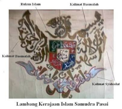 Burung Garuda Mirip Lambang Kerajaan Islam Samudera Pasai