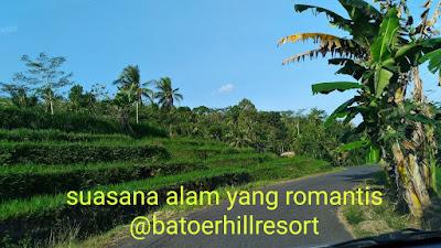 cara menuju ke Batoer Hill Resort Resto