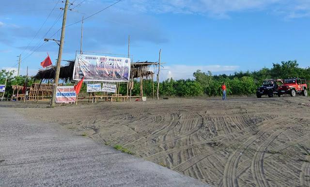 Culili Point Sand Dunes Paoay Ilocos Norte Philippines