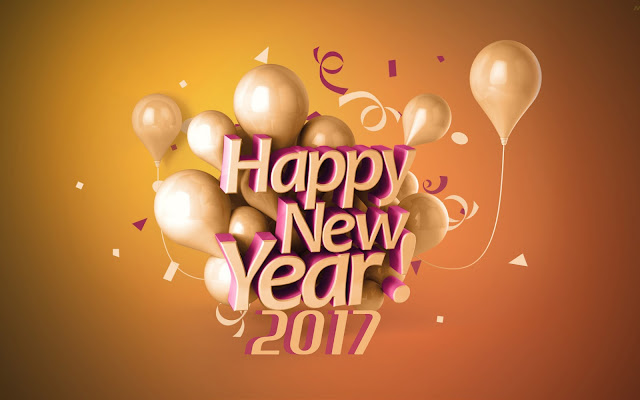 2017 new year hd wallpaper download