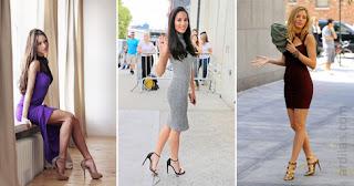 Wanita cantik ber high heels - Bahaya & Tips Cara Memakai High Heels Yang Benar & Baik