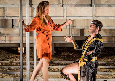 Handel: Agrippina - Stefanie True, Raffaele Pe - The Grange Festival (photo Robert Workman)