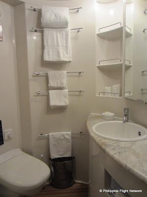 costa victoria bathroom