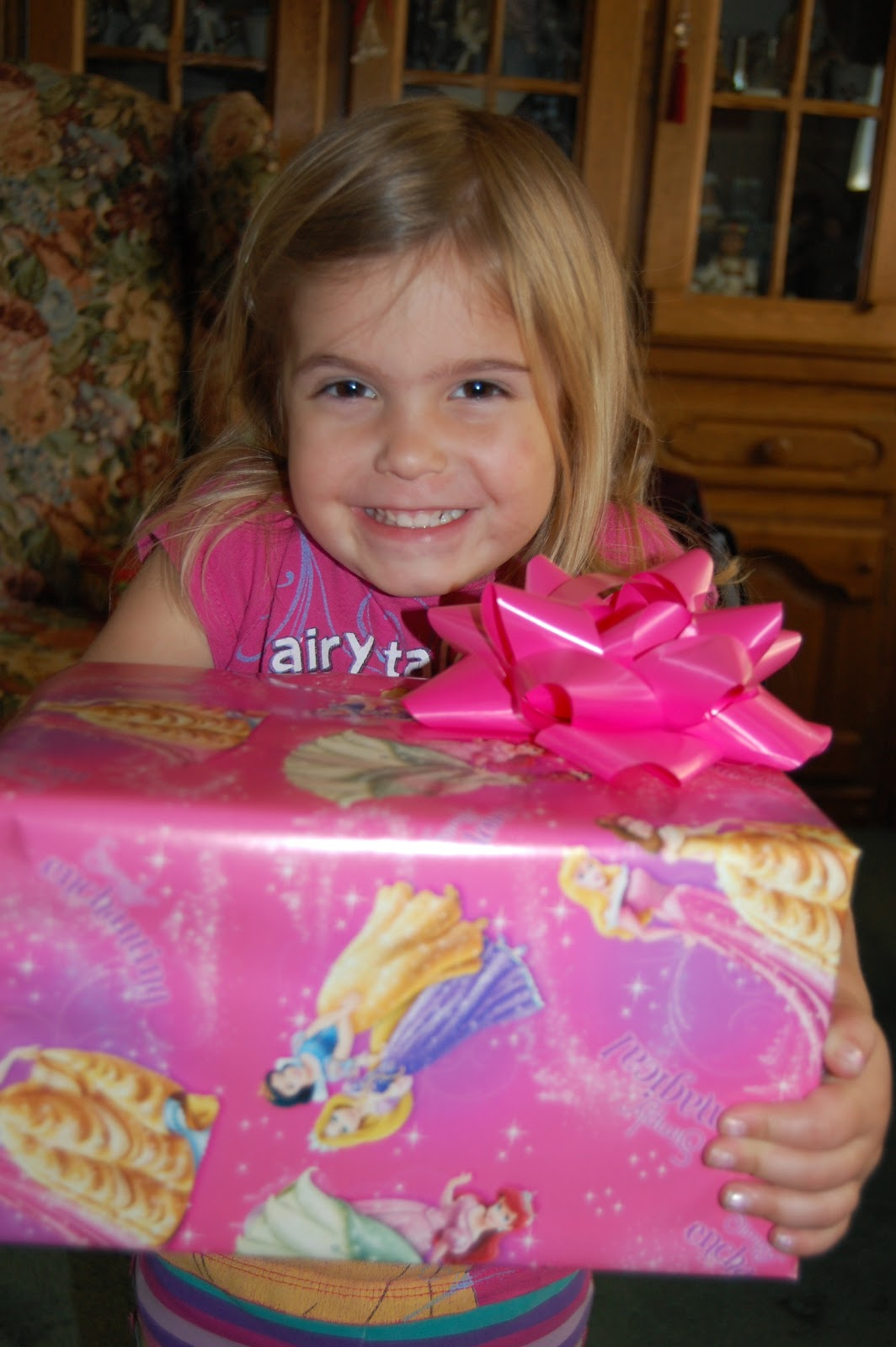Nana Porcupine Youngest Granddaughter Turns 4 Years Old