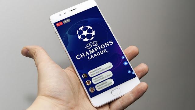 Facebook transmitirá gratis la Champions League en México