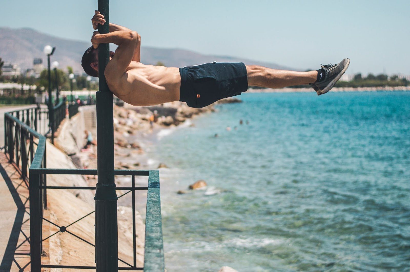 calisthenics/street workout