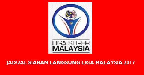 Live streaming Liga Super Malaysia 2017