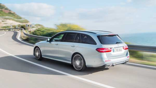 2017 Mercedes-Benz E-class Wagon dream alive