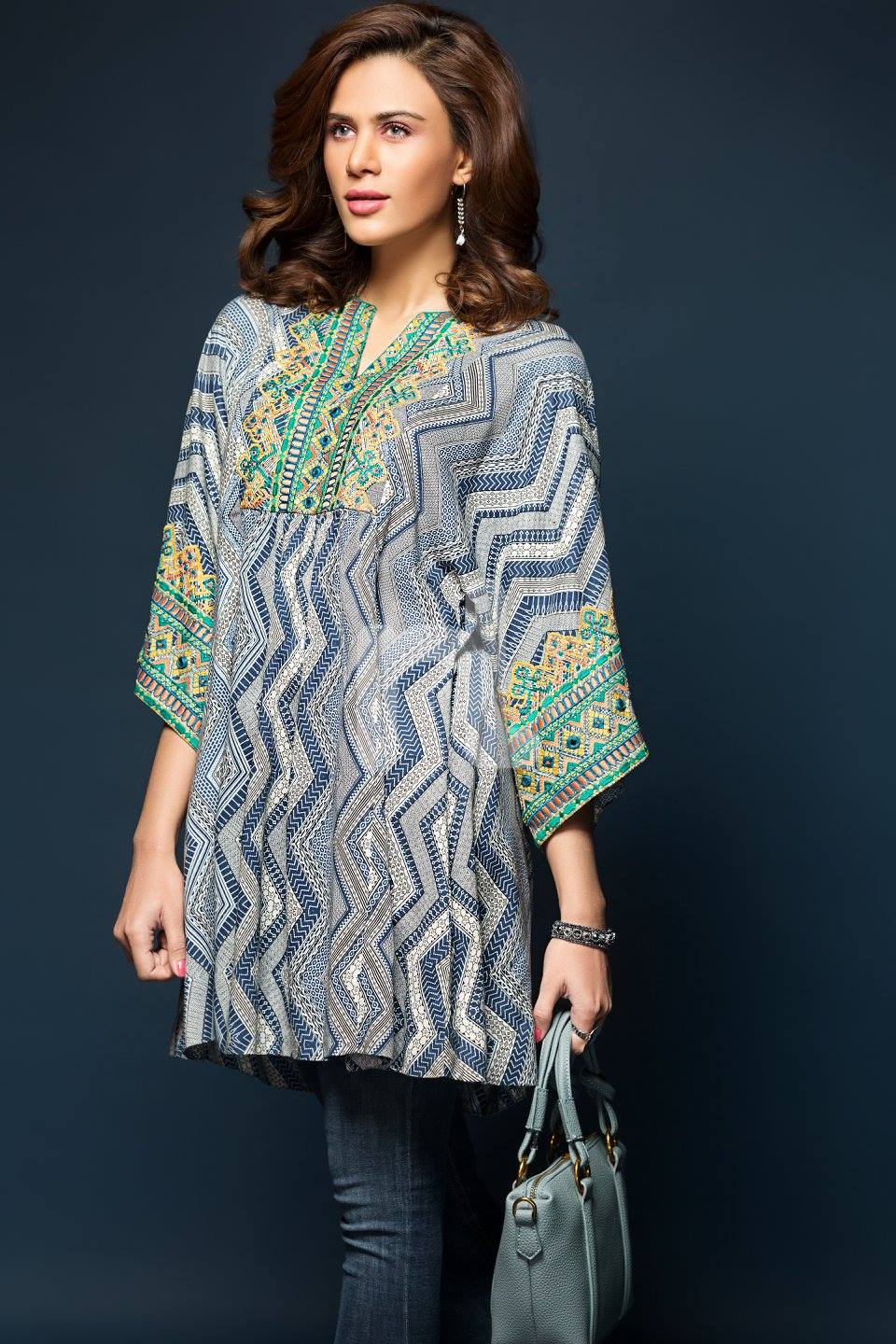 Nishat Linen Ready To Wear Latest Dresses Collection 2018