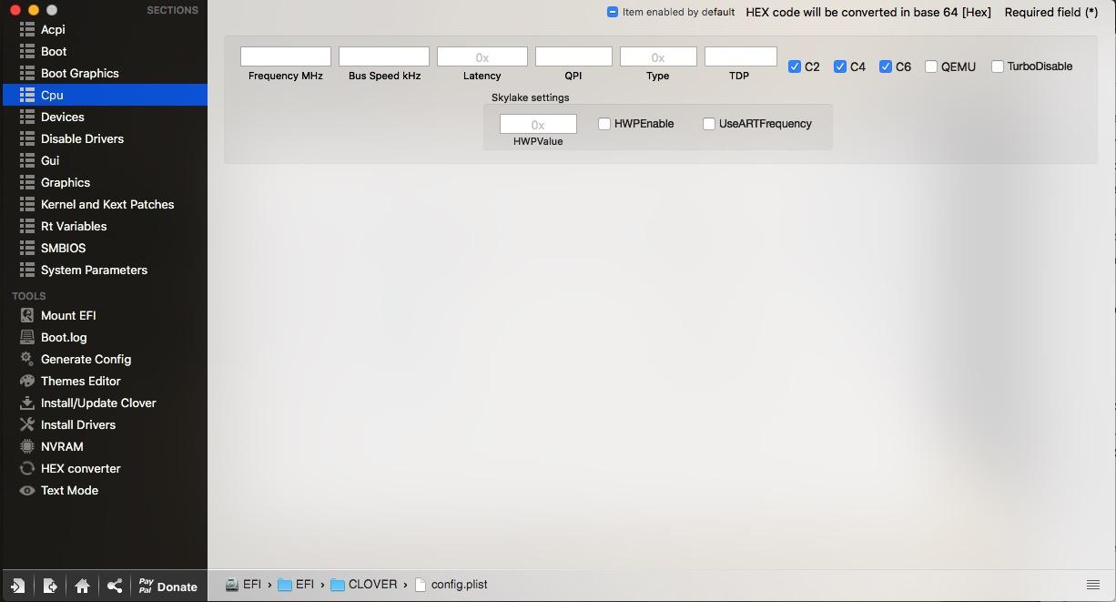 Don's Think Tank: Hackintosh HP 800 G1 Tutorial Version 2 0 OS X