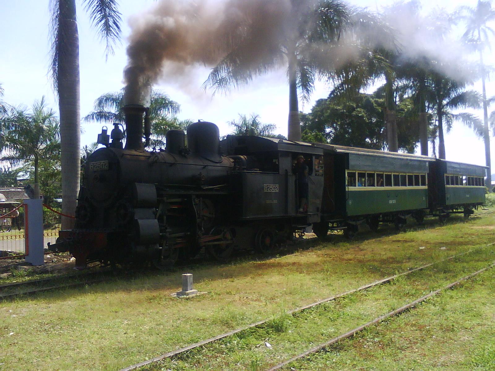 Goa Kreo Paket Wisata Kereta Uap Ambarawa