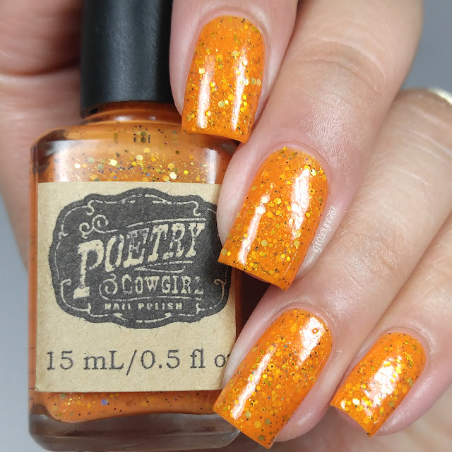 Poetry Cowgirl Nail Polish - Jack-O-Who?