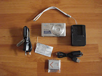 Sony DSC-W610 accessories