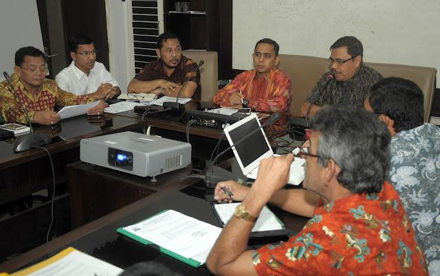 DPRK Banda Aceh Tuntaskan Pembahasan RPJM