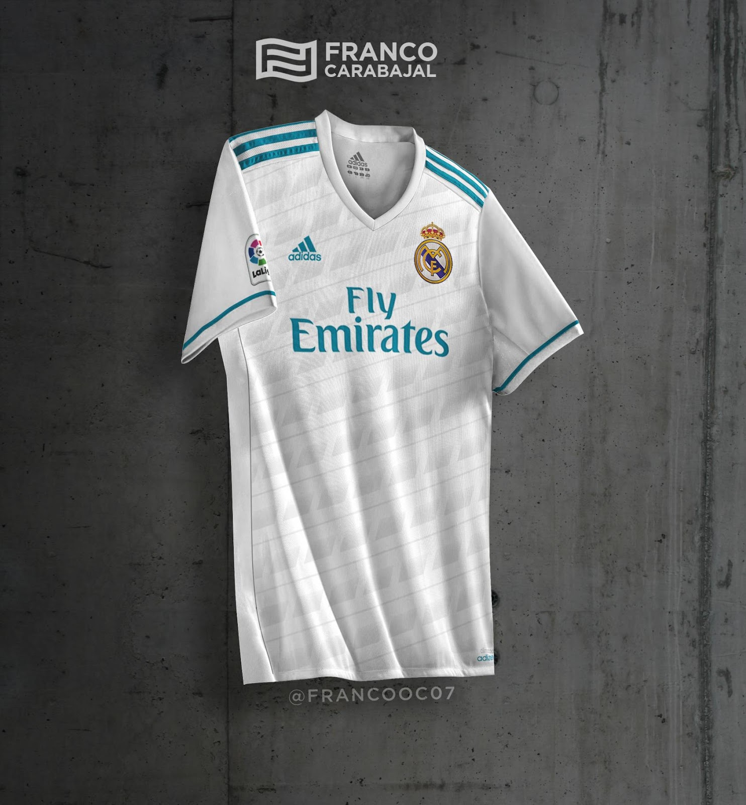 aeeab354f18 Real Madrid Outfit 2017 2018
