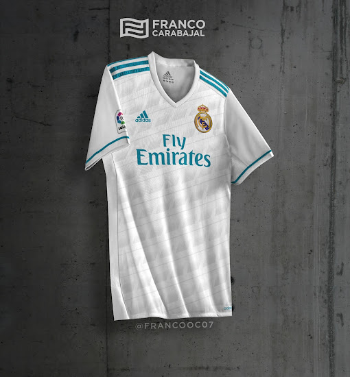 best service 58339 6a727 Real Madrid 17-18 Kit Leaked? - Footy Headlines