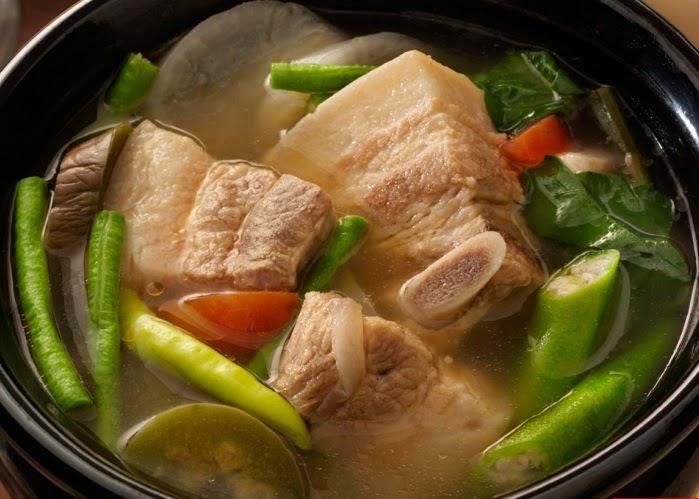 Pilipino Express Sinigang Na Baboy Pork