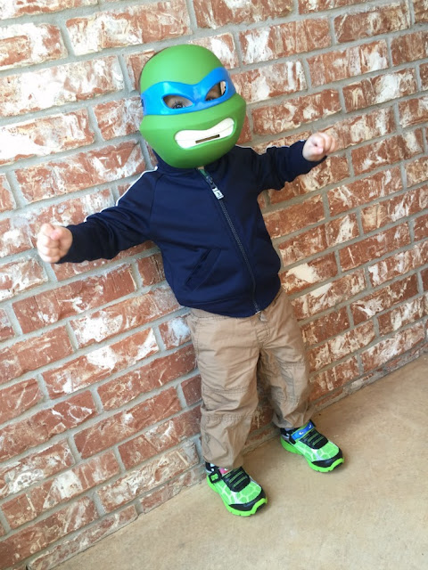 stride rite teenage mutant ninja turtles