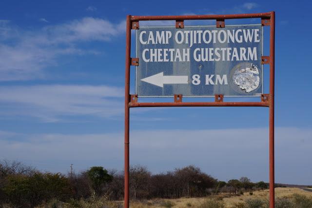 Otjitotongwe Cheetah Farm, Namíbia
