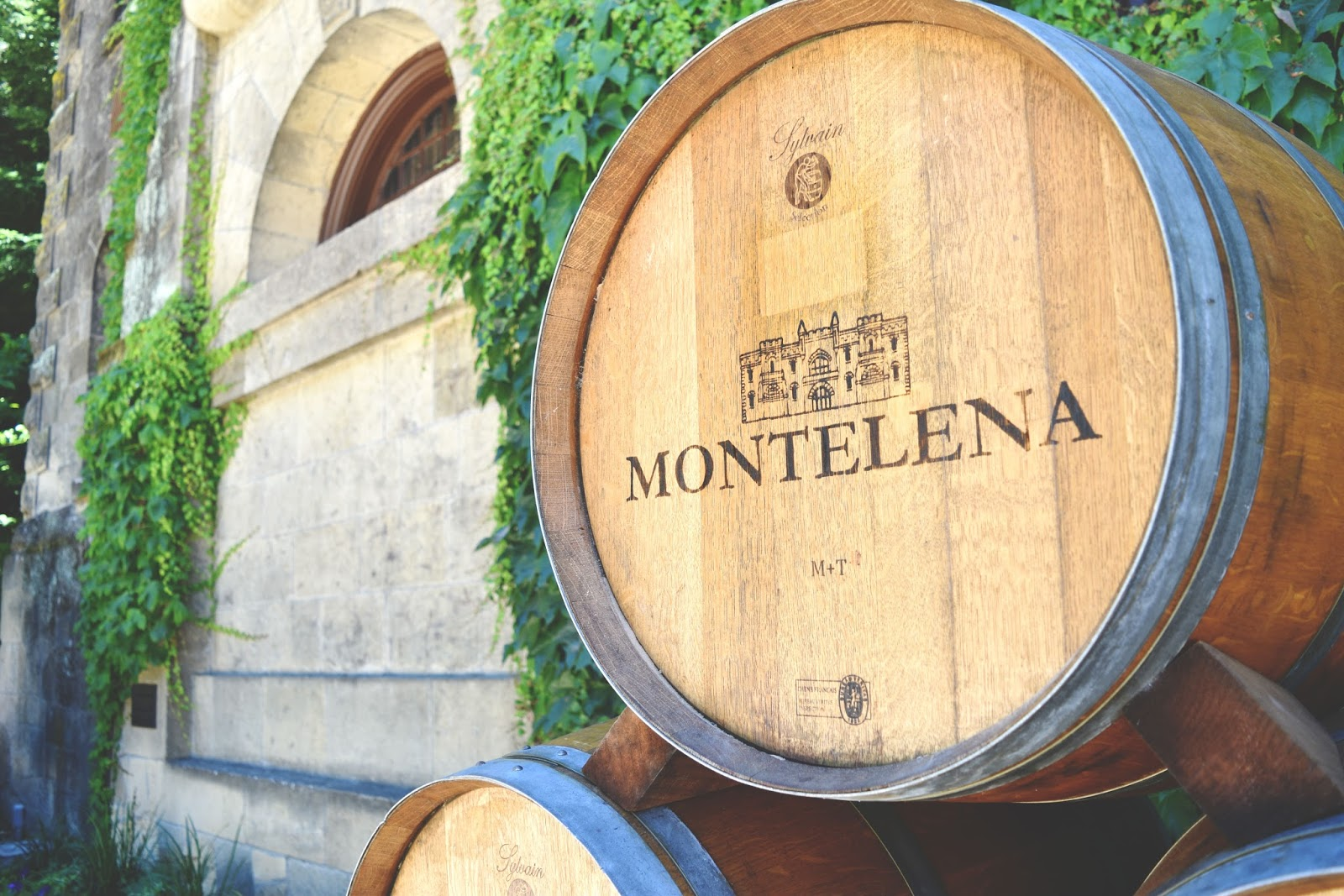 Chateau Montelena - a winery in Napa, California